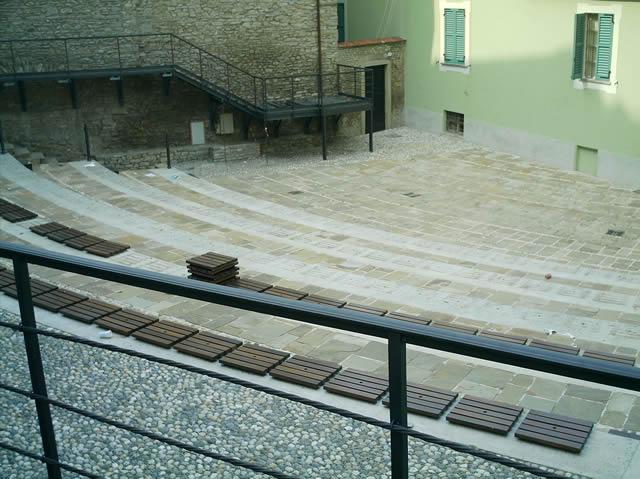 Il teatro romano di via scatilazzi acqui musei - Piscina di acqui terme ...