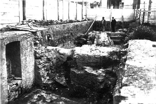 La piscina romana di corso bagni acqui musei - Piscina di acqui terme ...